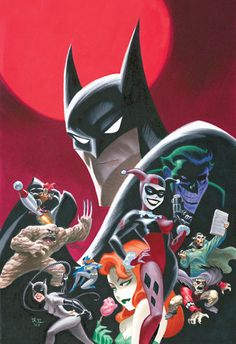 Batman Adventures: Dangerous Dames and Demons - Bruce Timm