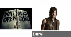 Daryl | Who is your Walking Dead soulmate?