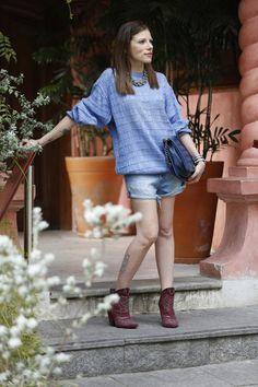 juliana ali short jeans look 3 - Juliana e a Moda   Dicas de moda e beleza por Juliana Ali