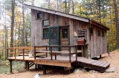 Simple Living in the Woods | Into the woods for self-reliance, fun, or a frost - The Boston Globe