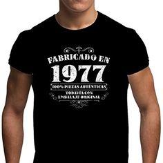 De 40 Camisetas Mejores Happy Gifts Imágenes 10 1977 Birthday 6xqaAEXw