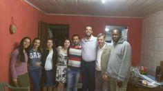 Amigos do Paraguay.