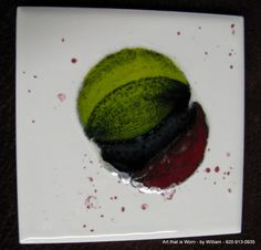 how to make glass painting colours