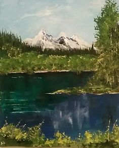Portfolio Gallery for Al Budarin Impressionist Paintings, Rocky Mountains, Waterfalls, The Great Outdoors, Places To Visit, Display, Gallery, Artist, Travel