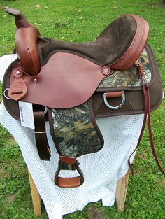 Cute saddle! Love it so much!!! <3