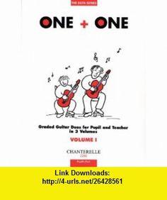 One + One Vol. 1 Pupils Part Duos for Pupil  Teacher (EGTA) (9790204700288) Richard Wright ,   , ISBN-13: 979-0204700288 , ASIN: B0013LSQI8 , tutorials , pdf , ebook , torrent , downloads , rapidshare , filesonic , hotfile , megaupload , fileserve