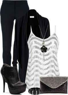 """Sparkle"" by cindycook10 ❤ liked on Polyvore"