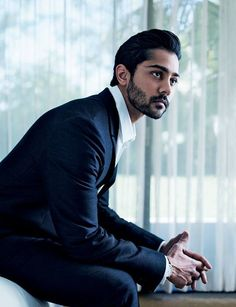 manish dayal for vogue