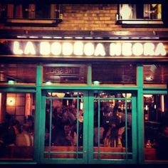 La Bodega Negra for margaritas in Soho, Greater London