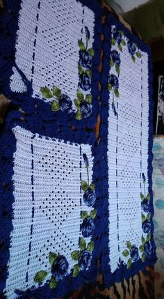 Doilies, Table Runners, Blanket, Afghans, Biscuit, Floral, Crocheting, Stitches, Crafts