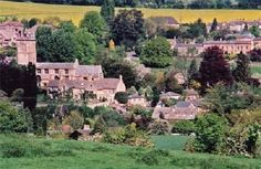 Blockley with the Church of St. Peter and St. Paul on the left and St. George's Terrace on the upper right.  [http://media-cdn.tripadvisor.com/media/photo-s/02/48/27/bc/the-village-of-blockley.jpg]