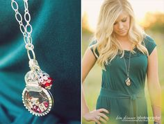 LOVE these necklaces from Origami Owl!
