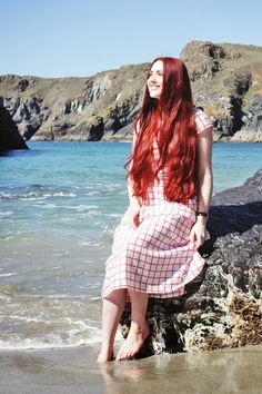 Briar Rose: Kynance Cove.