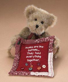 Look what I found on #zulily! June B. Mumsley Bear #zulilyfinds