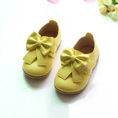 Awesome Casual Children Shoes Candy Color Girls Shoes New Autumn Bow Fahion Baby  Girls Sneakers Kids b683988d17a4