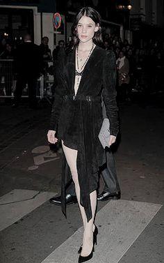 Astrid Berges Frisbey, Goth, Style, Fashion, Gothic, Swag, Moda, Fashion Styles, Goth Subculture