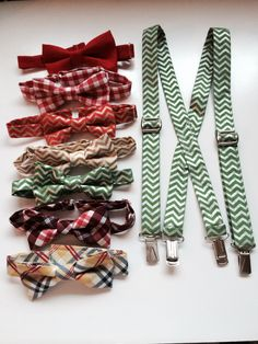 Toddler+Suspenders+and+Bow+Tie+Adjustable+by+JujuBabyBoutique,+$27.99