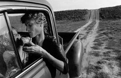 «The Mennonites» Chef-d'oeuvre magistral du photojournalisme ethnologique de Larry Towell