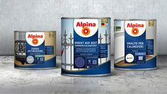 Alpina is one of the leading brands in paint and home decoration world wide. Starting in 2011 we worked together on a global brand relaunch in more than 10 countries.