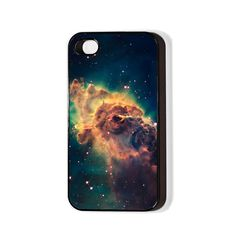iPhone case - beautiful galaxy - iPhone 4 and iPhone 4s. $16.99, via Etsy.