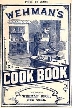Wehman's Cook Book