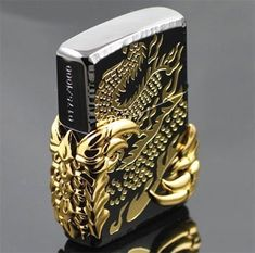 Zippo Lighters | Dragon Vintage Zippo Lighter