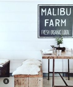 Love our Malibu Farm