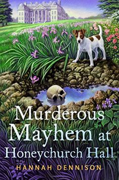 5-2-17 Murderous Mayhem at Honeychurch Hall: A Honeychurch Hall ... https://www.amazon.com/dp/1250065496/ref=cm_sw_r_pi_dp_x_MHT4xb873VG32