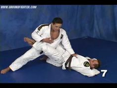 Saulo Ribeiro Jiu-Jitsu Revolution 1 - Passing the Guard - YouTube
