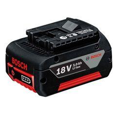 Bosch GBA 3.0 Ah CoolPack battery (18 V)  Li-Ion Battery  #Bosch