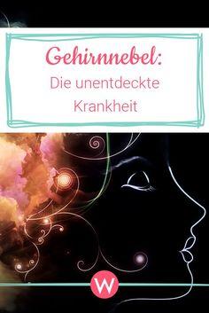 Jeder Mensch leidet in seinem Leben mindestens ein Mal an der unsichtbaren Krankheit: Brain Fog, zu Deutsch Gehirnnebel. Symptome, Ursache und Heilung der Volkskrankheit. #krank #krankheit #psyche #gehirnnebel #brainfog #müde #schlaf #kopfschmerzen #vergesslichkeit #konzentration #stimmungsschwankung #volkskrankheit #fibromyalgie #gehirn #angst #denken #stress #gesund #gesundheit