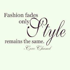 It's all about your style! #Love #Style #Confidence #Beauty #SydneyStylist #LookGoodFeelGood #LoveWhatYouWear #StyleAngel #cocochanel