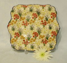 Square plate asian