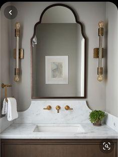 Diy Bathroom Decor, Bathroom Interior Design, Home Decor Bedroom, Interior Office, Bathroom Trends, Decor Room, Bathroom Designs, Bathroom Ideas, Wall Decor