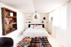 House Tour: A Rustic, Modern Hacienda in Joshua Tree | Apartment Therapy