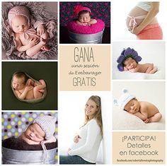 GANA UNA SESIÓN DE FOTOS DE MATERNIDAD! Por el mes de las mamás queremos hacer un regalo entre nuestros seguidores. Es una sesión de Maternidad, y si tu no estas embarazada, puedes regalársela a alguien más!!!!!