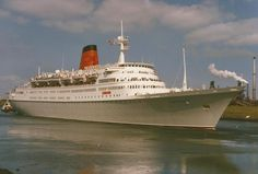 german ocean liners -The Last Surviving Transatlantic Ocean Liners oppositelock.kinja.com800 × 542Search by image During the 1970s, Vistafjord developed a reputation as one of the most prestigious and highest rated luxury cruise ships in the world, a reputation that ...