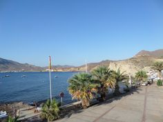 View from the hotel room... http://www.cyclefiesta.com/cycling-holidays/serene-spain-cabo-de-gata.htm
