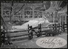 Holiday Inn movie house cover