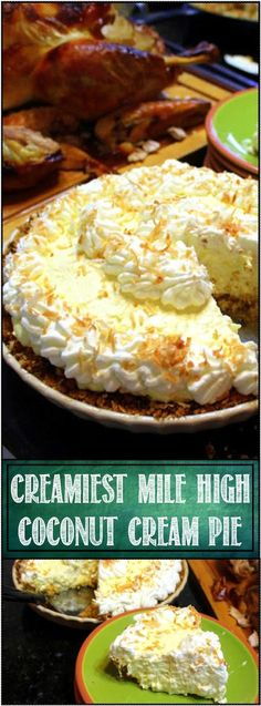 This is just about my wife's favorite pie. So it is always on my Holiday dessert table (Happy wife, happy life). One of the very spe...