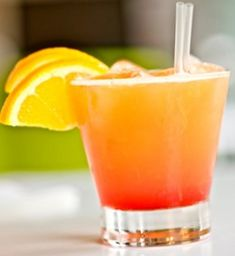 Sherbet Punch with Alcohol