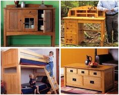 Free DIY Furniture Project Plans: Dozens of Beautiful Designs from CanadianHomeWorkshop.com (Photos: Tracey Cox and Roger Yip)