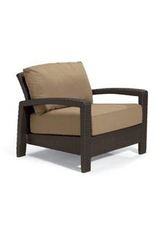 Popular Evo Woven Arm Chair Tropitone