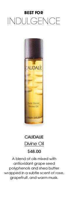 one of my favorite oils to give your skin a healthy glow and curb aging on the face, body, and hair