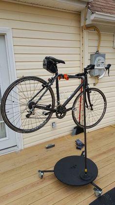 Picture of DIY Bike Repair Stand ver 2.0