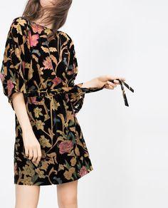 Image 6 of OVERSIZE DRESS from Zara