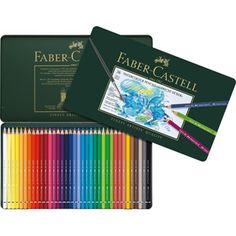Faber-Castell Buntstift hexagonal 60er Metalletui