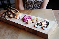 Gray House cheese board