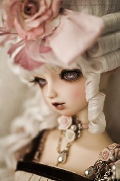 Doll...love how dark n creepy this looks
