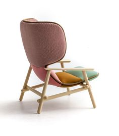 New Lilo armchairs by Patricia Urquiola for MOROSO.